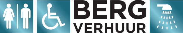 Bergverhuur – Sanitairverhuur, toiletverhuur, doucheverhuur logo